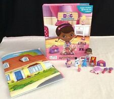 My Busy Books Disney Jr Doc McStuffins: Storybook, Figurines & Storymat