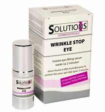 SOLUTIONS Wrinkle Stop Eye (Anti-Falten Creme) - 15 ml (260,00 €  / 100 ml)