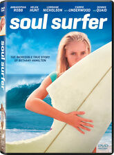 Soul Surfer (2011, REGION 1 DVD New) AWS