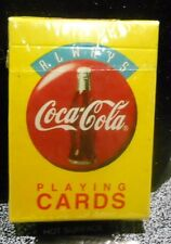 Coca Cola Always Playing Cards #355 Plastic Coated  New Mint Condition