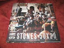 CHRIS MURRAY -- THE ROLLING STONES 50 X 20 HRDCVR 1ST PRINTING INSIGHT EDITION