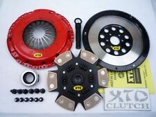 "XTD STAGE 3 CLUTCH & 4.5KG FLYWHEEL KIT GOLF JETTA 1.8T 5 speed ""FREE SHIP"""