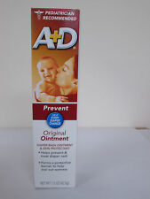 A & D Diaper Rash Ointment Tube, Original - 1.5 oz
