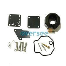 Carburetor Repair Kit 6E0-W0093-00-00 for YAMAHA 4HP 5HP Outboard Engine Parts