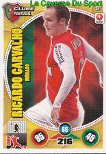 331 RICARDO CARVALHO PORTUGAL AS.MONACO CARD ADRENALYN LIGA 2015 PANINI