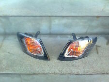 TOYOTA  LEVIN TRUENO BZR AE111 20 VALVE NEW FRONT INDICATORS (BLACK TYPE)
