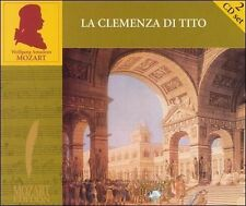 MOZART: LA CLEMENZA DI TITO NEW CD