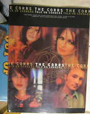 The Corrs talk on corners Piano Guitar Chord Boxes sheet music