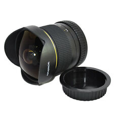 Jintu AF confirm Super Wide 8mm II F/3.5 Fisheye camera Len For Canon EOS Camera