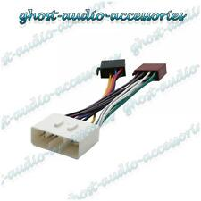 ISO Wiring Harness Connector Adaptor Stereo Radio Lead loom for Ssangyong Kyron