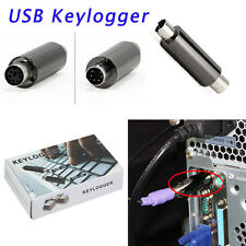 KUSB-LOG Spy Hidden Key Logger Recording USB Hardware Keylogger