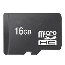 16GB 16G Micro SD MircoSD SDHC TF Memory Card For Android Smartphone Tablet PC