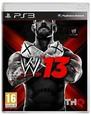 NEW PS3 video game: WW'13 (WWE 2013) (Sony Playstation 3)
