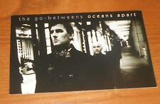 The Go-Betweens Oceans Apart Postcard 2-Sided Original Promo 5.5x3.5