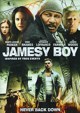 JAMESY BOY DVD VING RHAMES JAMES WOODS MAY LOUISE PARKER