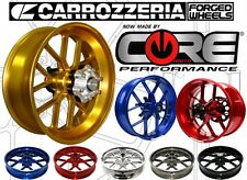 Carrozzeria V-Track Forged Wheels 2004-2014 Yamaha YZF R1 MADE IN THE USA!