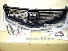 06-07 HONDA ACCORD NH700M  CL7 CL9 EURO R FRONT GRILLE EURO EMBLEM  ACURA TSX