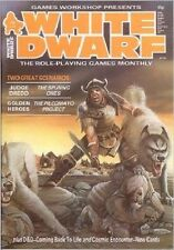WHITE DWARF MONTHLY 78 JUNE/APRIL 1986 - GAMES WORKSHOP  - SENT 1ST CLASS -