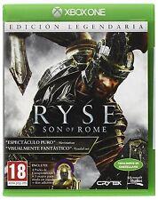 Xbox One Ryse Edición Legendaria Nuevo Precintado Pal España