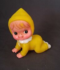 Vintage Baby Squeak Toy Rasco Seems Very Old Nice Condition 4 inches x 4 inches