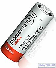 20x VARTA p23GA  12V Power One  Batterie MN21 V23GA  A23 LR9 E23A lose.