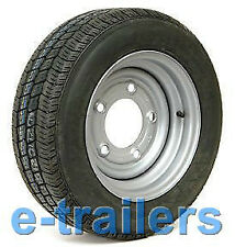"185 60 R12 C COMPASS CT7000 TRAILER TYRE 5 STUD 6.5"" PCD - IFOR WILLIAMS 900kg"