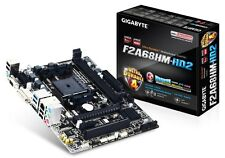 Gigabyte GA-F2A68HM-HD AMD FM2+ mATX Motherboard USB 3.0, SATA 3, HDMI and DVI