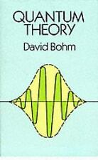 Dover Books on Physics: Quantum Theory by David Bohm (1989, Paperback, New...