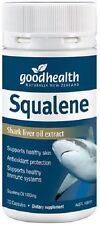 Good Health Squalene Shark Liver Oil Extract 1000mg ( 70) Capsules FREE SHIPPING