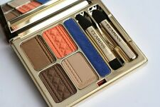 "CLARINS COLOURS OF BRAZIL ""Limited Edition"" Eye Quartet & Liner Palette BNIB"