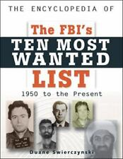 The Encyclopedia of the FBI's Ten Most Wanted List: 1950 to Present, Swierczynsk