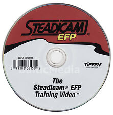 STEADICAM EFP TRAINING DVD WORKSHOP STEADYCAM