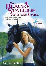 The Black Stallion and the Girl-ExLibrary