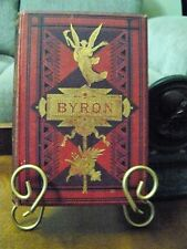 The Poetical Works of Lord Byron. . . circa 1800's. . .London