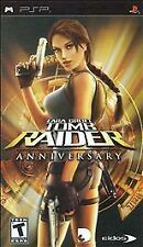 Lara Croft: Tomb Raider Anniversary (Sony PSP, 2007) PLAYSTATION PORTABLE COMPLE
