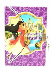 Disney Elena Of Avalor Diary With Lock/Notebook/Journals/Book