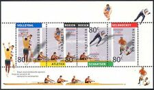 Netherlands 1992 Olympic Games/Volleyball/Hockey/Skating/Rowing/Sport m/s s1963b