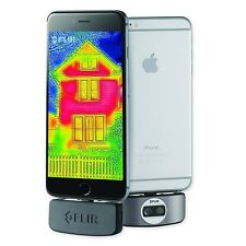 FLIR ONE Infrared Camera Attachment for iPhone iOS Mobile Devices - New & Sealed