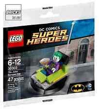 NEW LEGO DC Comics Super Heroes - The Joker Bumper Car 30303 BNIP