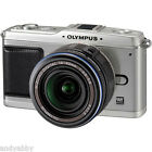 Olympus PEN E-P1 12.3 MP Digital Camera - Silver Kit w/ 14-42mm Lens NEW IN BOX!