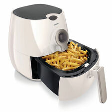 New Philips Viva AirFryer with Rapid Air Technology, White HD9220/56