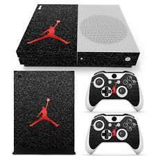 Basketball Legend Vinyl Skin Stickers for Xbox One S Console & 2 Controllers