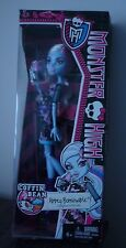 MONSTER HIGH COFFIN BEAN ABBEY DOLL BNIB