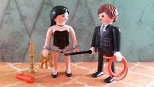 PLAYMOBIL ADULTE 50 NUANCES PLUS SOMBRES GREY JAMIE DORNAN FIFTY SHADES DARKER