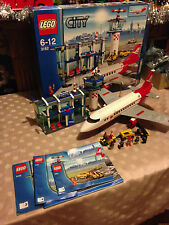 Lego City 3182 City Airport 100% Complete