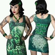 Kreepsville 666 Night Of The Living Dead Dress Medium