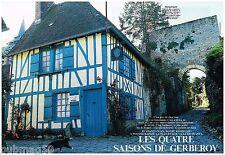 Coupure de presse Clipping 1990 (8 pages) Les Quatres saisons de Gerberoy