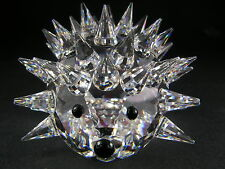 SWAROVSKI Figur IGEL GLASFIGUR Design AUFSTELLFIGUR Glas