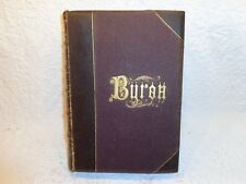 """Antique Book, """"The Poetical Works of Lord Byron by Thomas Moore & Others Poetry"""