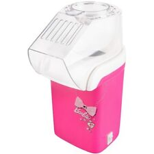 NEW Barbie Electric Air Popcorn Maker Hot Tasty Popcorn In Minutes BARBIE PINK